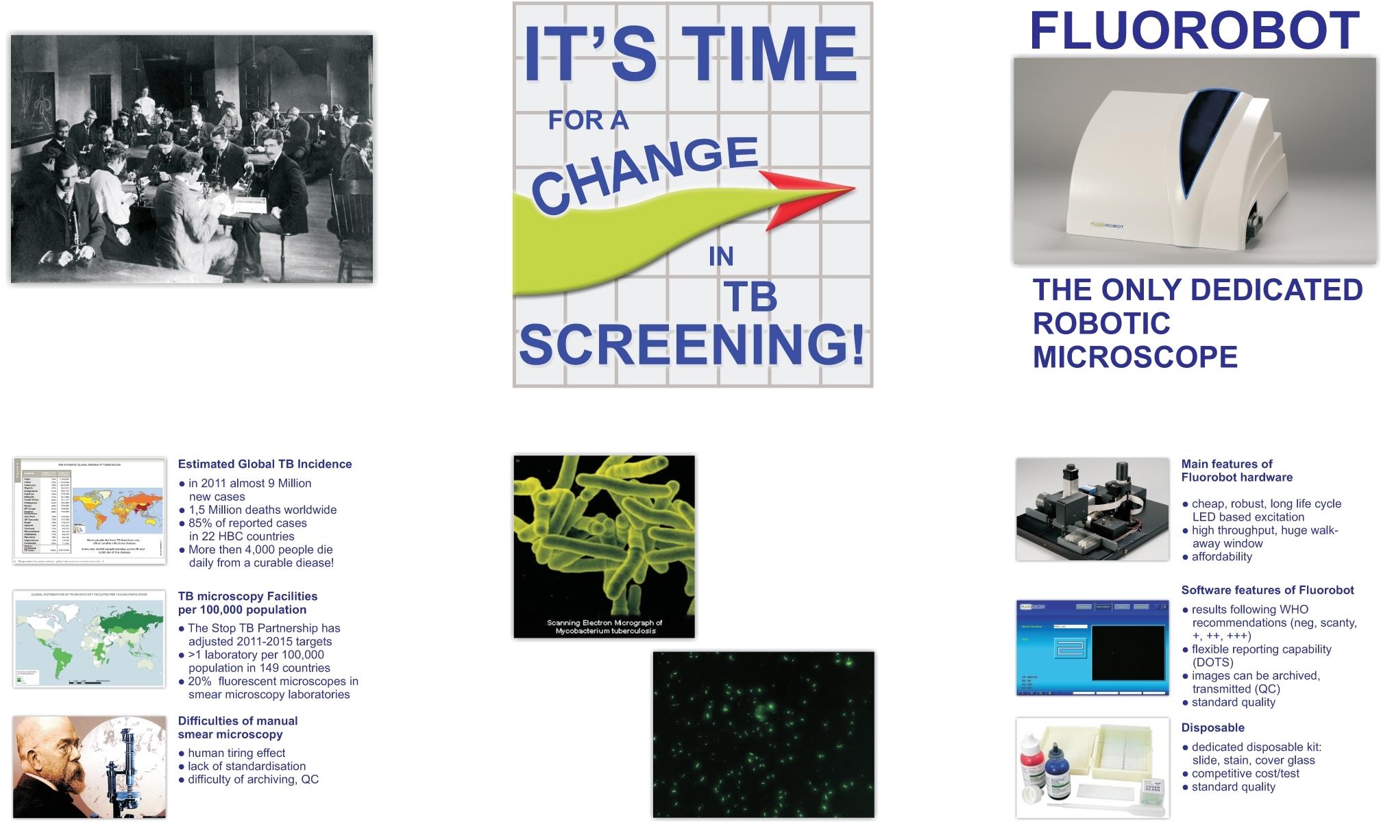 Fluorobot flyer